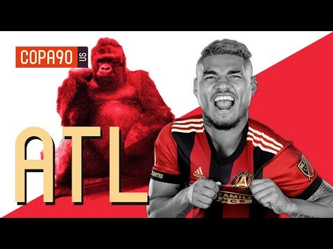Video: The History Of Soccer In Atlanta: From A Gorilla To Atlanta United