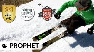 Line Prophet Skis 2014
