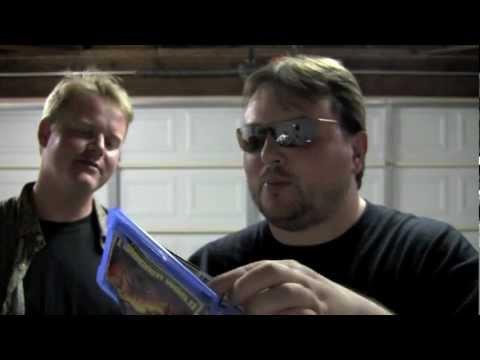FORBIDDEN WORLD blu-ray review