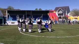 Inverkeithing United Kingdom  city photos gallery : Royal Burgh of Inverkeithing Pipe Band- British Championships 2013