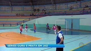 Jaú recebe duas partidas pelo Copa Record de Futsal Feminino