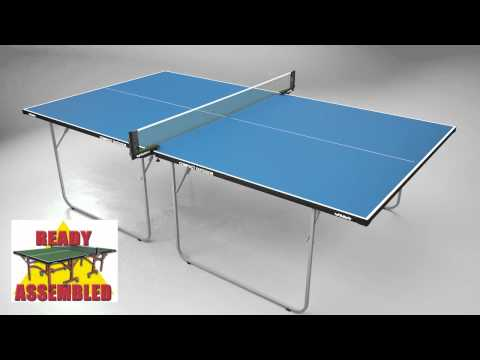 Butterfly Compact Outdoor Table Tennis Table