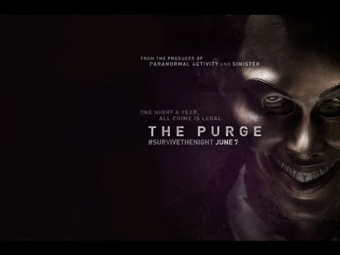 Thriller - THE PURGE - TRAILER | Ethan Hawke, Lena Headey