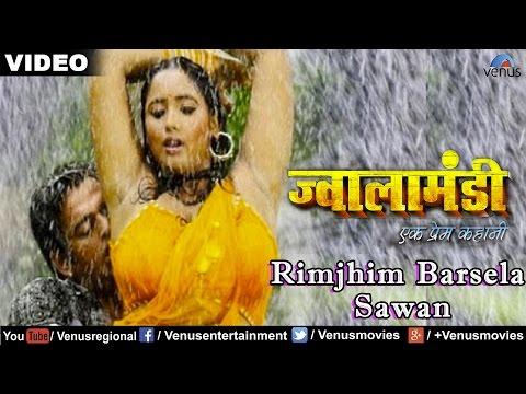 Video Rimjhim Barsela Sawan Full Video Song | Jwala Mandi- Ek Prem Kahani | Ravi Kishan & Rani Chaterjee download in MP3, 3GP, MP4, WEBM, AVI, FLV January 2017