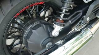 9. 2013 Moto Guzzi California 1400 First Ride