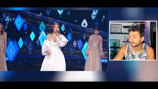 Video Vocal Coach Reagindo - Frozen - Oscars 2020 download in MP3, 3GP, MP4, WEBM, AVI, FLV January 2017