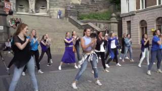 Flashmob frieri - Marry you / Flashmob Proposal Video