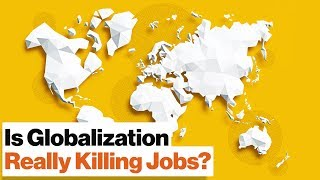 The Truth about Job-Taking Machines, Globalization, and Mexican Trade | Robert Kaplan by Big Think