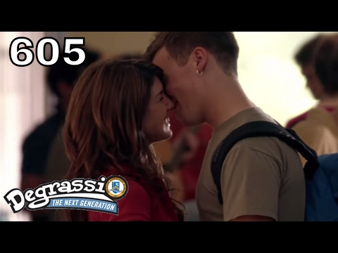 Degrassi 605 - The Next Generation | Season 06 Episode 01 | HD | Eyes Without a Face, Pt. 1