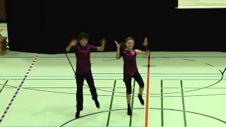 Malin Habitzki & Felix Zoll - 31. Rhein-Sieg-Cup 2013