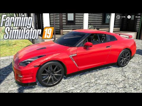 2015 Nissan Gtr v1.0.0.0