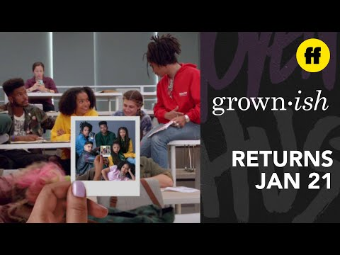 grown-ish | Season 3 Returns January 21 | Freeform