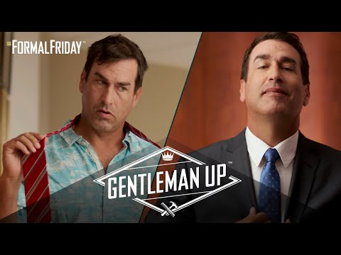 Gentleman Up - Be a Pro in the Office (with Rob Riggle)