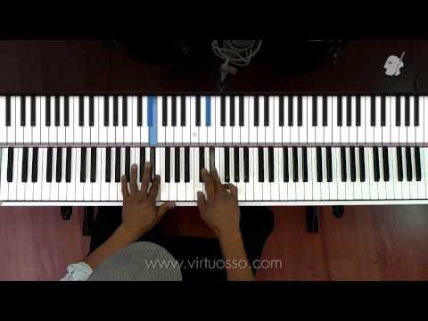 Ritmos de salsa para piano Ejemplo 7
