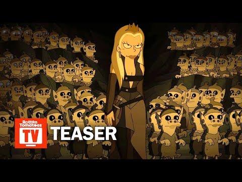 Disenchantment Season 3 Teaser   Rotten Tomatoes TV