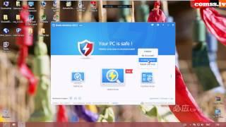 Обзор и тест Baidu Antivirus 2013 Beta