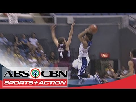 Kiefer - UAAP 76 Men's Basketball: Kiefer Ravena Highlights Subscribe to the ABS-CBN Sports + Action channel! - http://goo.gl/J3vddM Visit our website at http://uaaps...