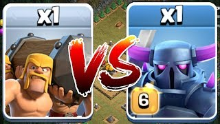 Video PEKKA Vs. BATTLE RAM!! | Clash Of Clans | WHO WILL WIN!?! MP3, 3GP, MP4, WEBM, AVI, FLV Oktober 2017