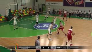 U-16 vaikinų krepšinio rinktinių Baltijos taurė: Lietuva - Turkija