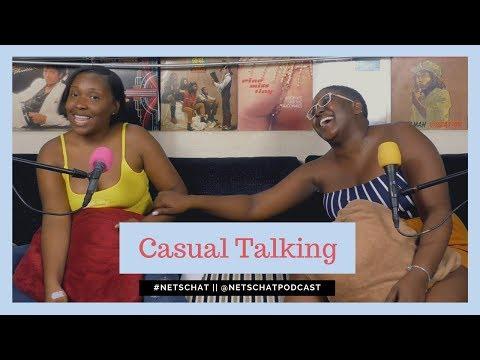 Season 2, Episode 7: Casual Talking