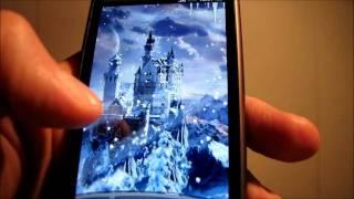 Winter Fantasy Live Wallpaper YouTube video