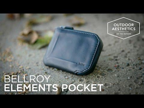 Test & Rezension: Bellroy Elements Pocket - Geldbörse