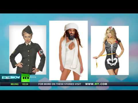YouTube - For IN the NOW with Anissa Naouai, The Resident discusses how a company is profiting off the current Ebola scare by selling an Ebola-themed Halloween costume. Of course this is offensive, but...
