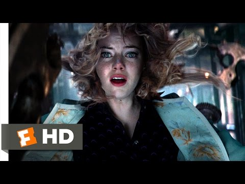 The Amazing Spider-Man 2 (2014) - Gwen's Fall Scene (10/10) | Movieclips