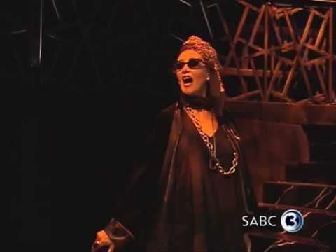Top Billing meets the cast of Sunset Boulevard