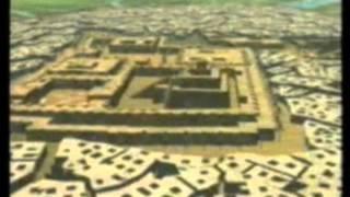 La ciudad sumeria de Ur y su zigurat