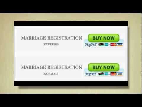 Marriage Registration Process & Requirements in Thailand