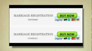 Marriage Registration Process&Requirements In Thailand