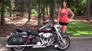 2. Used 2011 Harley Davidson Road King Classic for sale