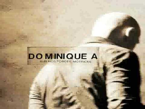 Dominique A - Monochrome