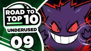 Pokemon Showdown Road to Top Ten: Pokemon Ultra Sun & Moon UU w/ PokeaimMD #9 by PokeaimMD
