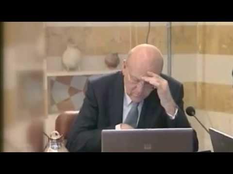 Lebanon Prime Minister Najib Mikati resigns