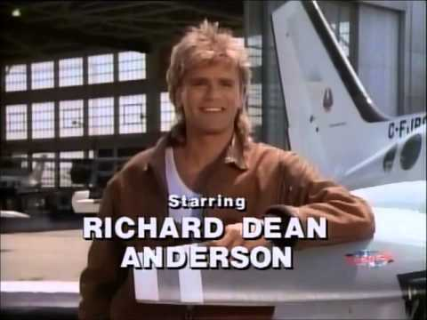 MacGyver Intro Season 7