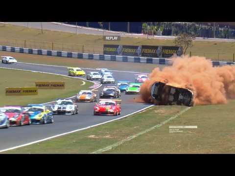 Pauroso incidente per figlio di Nelson Piquet