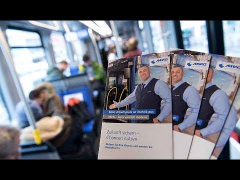 Casting-Tram: Wie in München Lokführer wieder zum Traumberuf werden soll