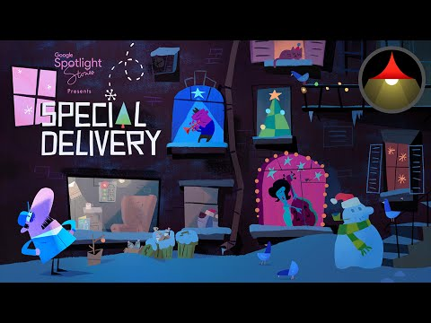 360 Google Spotlight Story: Special Delivery