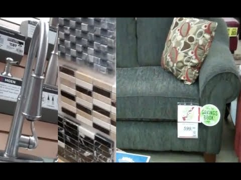 DIY Home Renovation Shopping Vlog