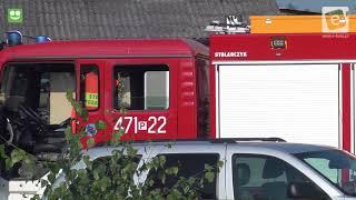 Pożar niebezpiecznych chemikaliów. 33 jednostki straży