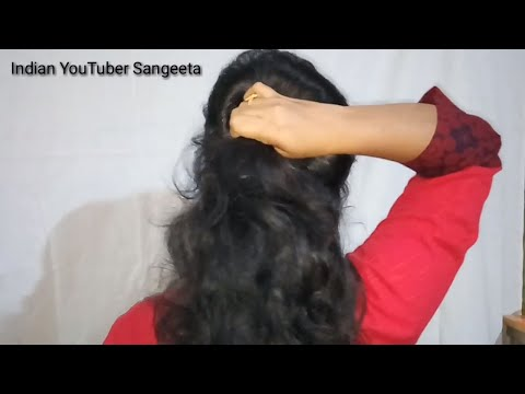 Short hair styles - Beautiful Self Hairstyles 2018 Beautiful Hairstyles in Just 1 Minute Hair Style Girl Hairstyle