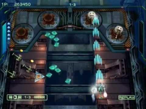 Zero Gunner 2 Dreamcast