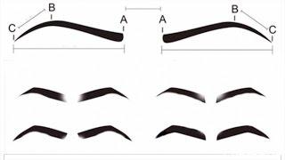 Dicas profissionais para sobrancelhas