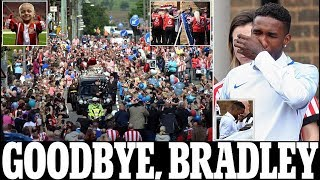 Video Heartbroken Jermain Defoe breaks down at 'best friend' Bradley Lowery's funeral as the six year old' MP3, 3GP, MP4, WEBM, AVI, FLV Juni 2018