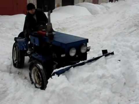Трактора переломки видео