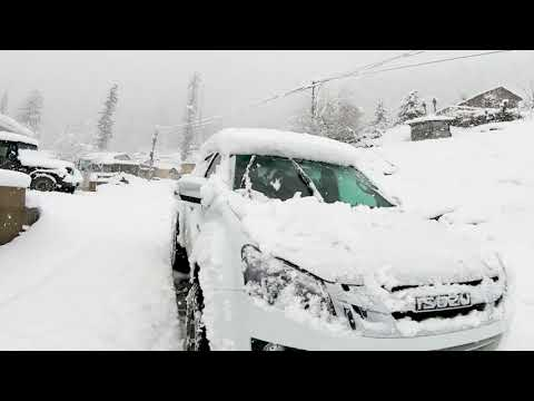 Heavy Snowfall in Manali | Solang | Shimla || NewYear 2020