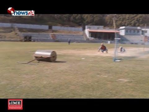 (चिसो भुँईमा बसेर र रुखमा चढेर कीर्तिपुरमा कहिलेसम्म हेर्नु पर्ने हो क्रिकेट ? - NEWS24 TV - Duration: 3 minutes, 4 seconds...)