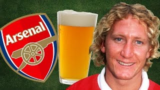Arsenal True Story: Gunner Downs 4 Beers Then Outplays Liverpool!